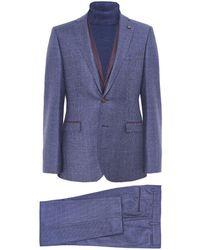Magee - New Wool Three Piece Finn T2 Twist Suit - Lyst