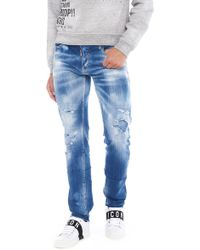DSquared² - 'slim Jean' Jeans - Lyst