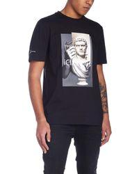 Neil Barrett - T-shirt 'I claudius' - Lyst