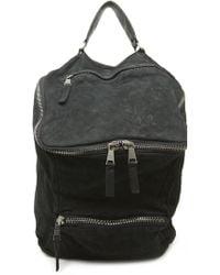 Giorgio Brato - Top Zipped Backpack - Lyst