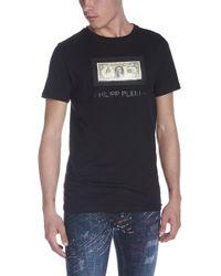Philipp Plein - T-shirt 'Dollar' - Lyst