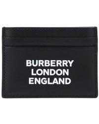 Burberry - Portacarte 'Sandon' - Lyst