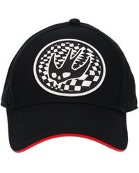 29a974089 Swallow Sponsorship Baseball Cap. $89. Cettire · McQ - 'racing Swallow' Cap  - Lyst