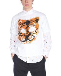 Comme des Garçons - T-shirt 'Tiger' - Lyst