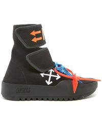 Off-White c/o Virgil Abloh - 'moto Wrap' Sneakers - Lyst