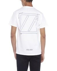 Still Good - 'still Type' T-shirt - Lyst