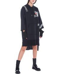 DIESEL - 'hate Couture' Dress - Lyst