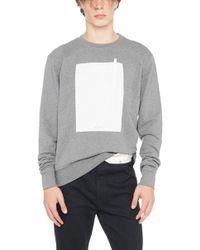 Maison Margiela - 'leave A Message' Sweatshirt - Lyst