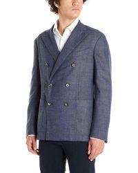Boglioli - Oxford Jacket - Lyst