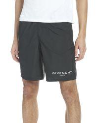 Givenchy - Logo Beachwear - Lyst