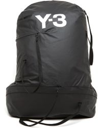 dc27a730208f Lyst - Y-3 Day Backpack in Black for Men