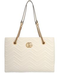Gucci - 'gg Marmont 2.0' Tote - Lyst