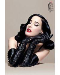Dita Von Teese - The Erotique Gloves - Lyst