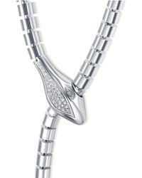 Sidney Garber - Snake Lariat Necklace - Lyst