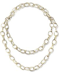 Mimi So - Jackson Gold Link Necklace - Lyst