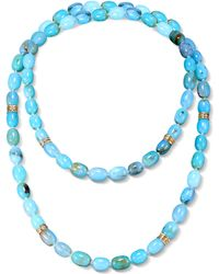 Mimi So - Peruvian Opal Wonderland Necklace - Lyst