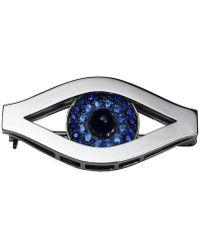 Ilona Orel - Third Eye Sapphire Brooch - Lyst