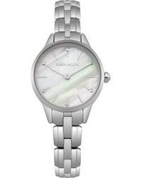 Karen Millen - Classic Bracelet Watch - Lyst