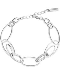 Karen Millen - Embellished Bracelet - Lyst