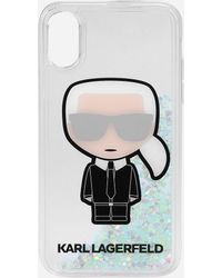 Karl Lagerfeld K/karlifornia Iphone X Cover