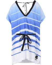 Karl Lagerfeld - Beach Cover-up - Lyst