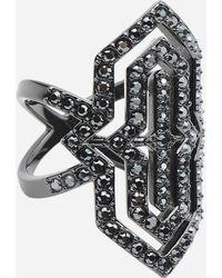 Karl Lagerfeld - Karl Essential Ring - Lyst