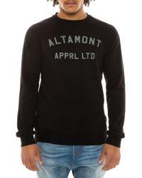 Altamont   The Non Game Sweatshirt   Lyst
