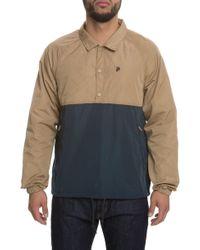 Primitive - The Anorak Pullover Color Block Coaches Jacket - Lyst