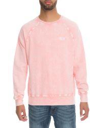Hall of Fame - The Pigment Dye Crewneck Sweatshirt - Lyst