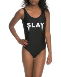 Civil - The Slay Day Body Suit - Lyst