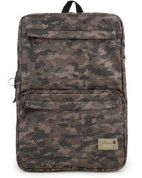 Hex | The Sneaker Backpack In Calibre Geo Camo | Lyst