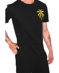 Cothiere Clothing Co. - Black Logo Tee - Lyst