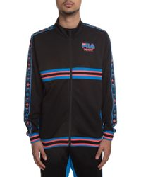 Pink Dolphin - The X Fila Heritage Track Jacket - Lyst