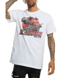 ddf232cab984 Lyst - Nike Men s Flash Graphic Training T-shirt for Men