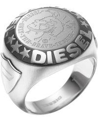 DIESEL - Ring - Lyst