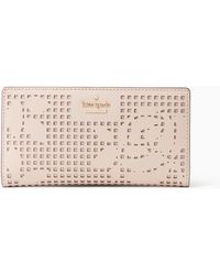 Kate Spade - Cameron Street Perforated Stacy - Lyst