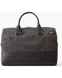 063fcff4f0cd Maxwell Scott Bags Flerol Luggage Bag in Brown - Lyst