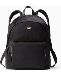 "Kate Spade - 15"" Nylon Tech Backpack - Lyst"