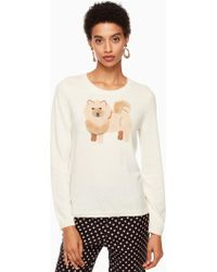 Kate Spade - Chow Chow Jumper - Lyst