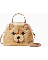 Kate Spade - Year Of The Dog Chow Chow Small Lottie - Lyst