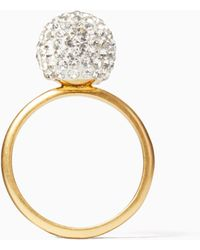 Kate Spade - Razzle Dazzle Bauble Ring - Lyst