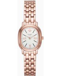 Kate Spade - Staten Ip Stainless Steel Bracelet Watch - Lyst