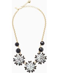 Kate Spade - Be Bold Statement Necklace - Lyst
