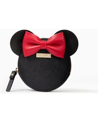 Kate Spade - New York For Minnie Mouse Minnie Coin Purse - Lyst