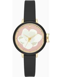Kate Spade - Floral Park Row Watch - Lyst