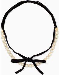 Kate Spade - Girls In Pearls Choker - Lyst