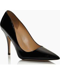 Kate Spade - Licorice Heels - Lyst