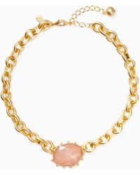 Kate Spade - Perfectly Imperfect Collar Necklace - Lyst