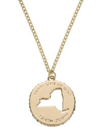 Kate Spade - State Of Mind Pendant - Lyst