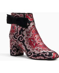 Kate Spade - Holly Ankle Boot, - Lyst